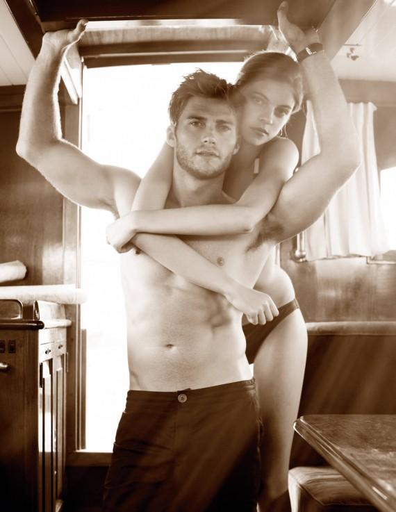We're totally jealous of that girl hugging Scott now. (Noe DeWitt)