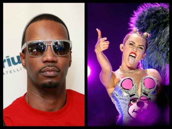 Miley Cyrus and Juicy J as parents? Why the hell not! (Getty)