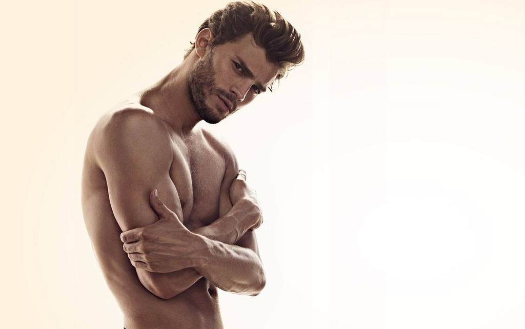 "Featured image for Jamie Dornan Is Now 'Christian Grey' For ""50 Shades Of Grey"""