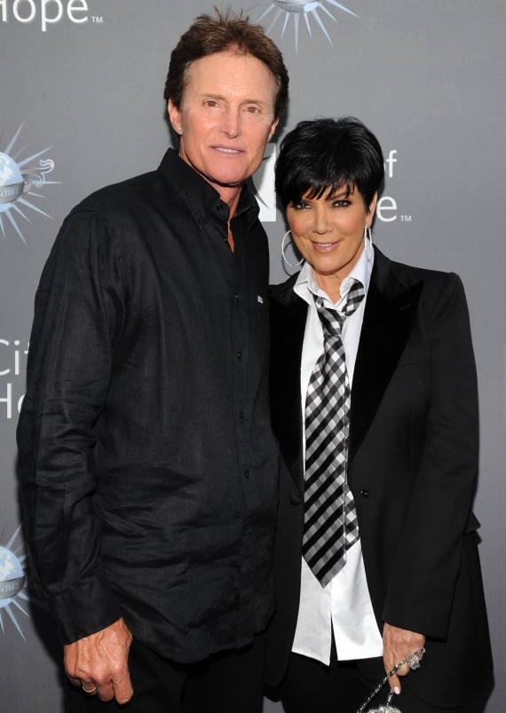 What could be the reason for Kris Jenner and Bruce Jenner's break-up? (Getty)