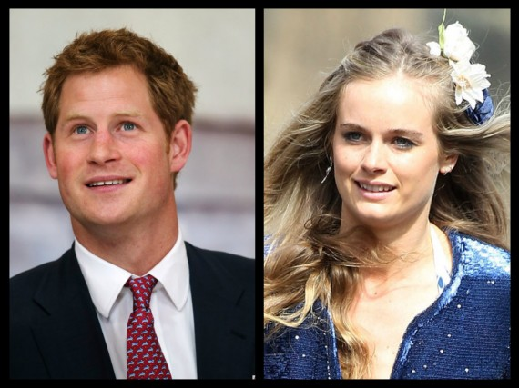 Prince Harry and Cressida Bonas, next royal couple? (Getty)