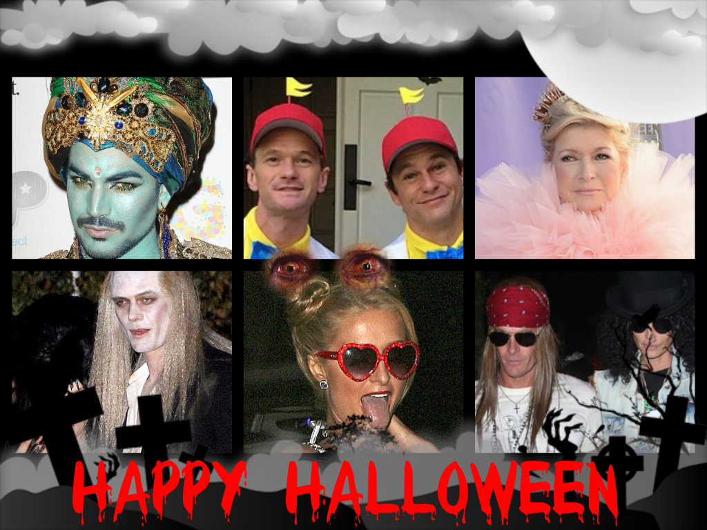 10 Halloween Costume Ideas From The Stars