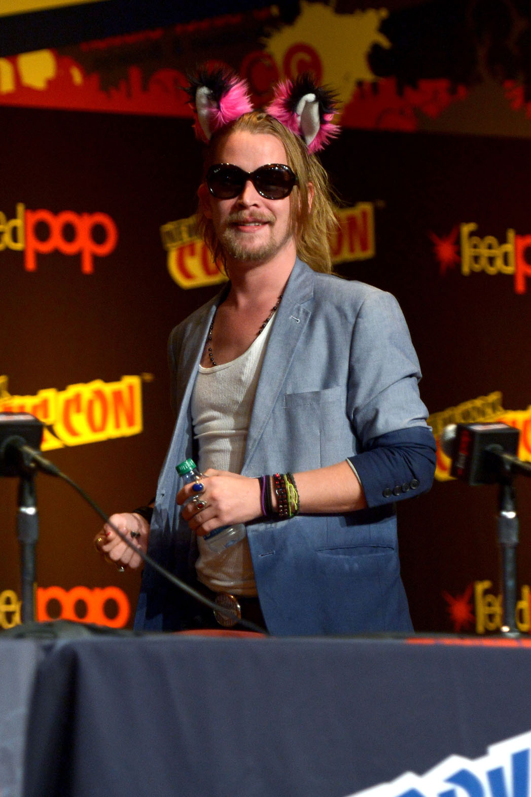 Featured image for Macaulay Culkin: Healthier Than Ever! [PHOTOS]