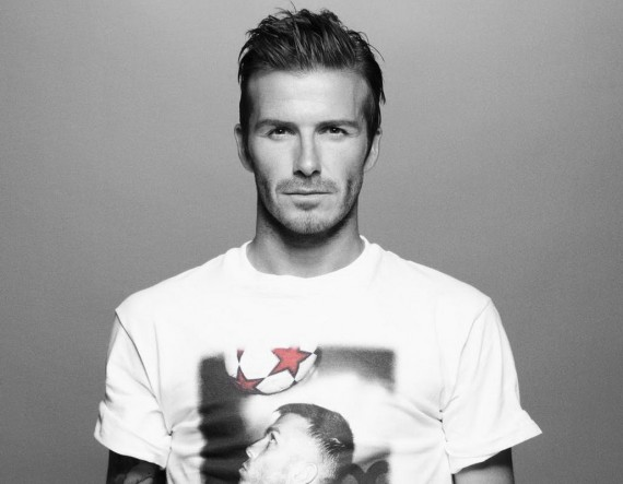 David Beckham H&M Fall 2013