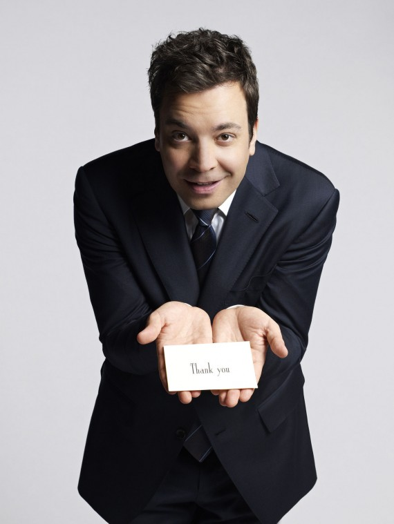 Jimmy Fallon Glamour