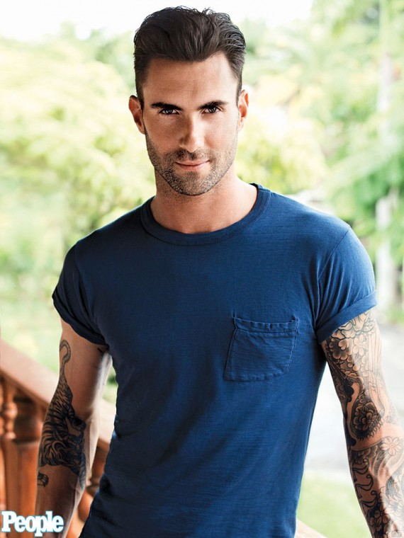 Adam Levine People Nino Munoz