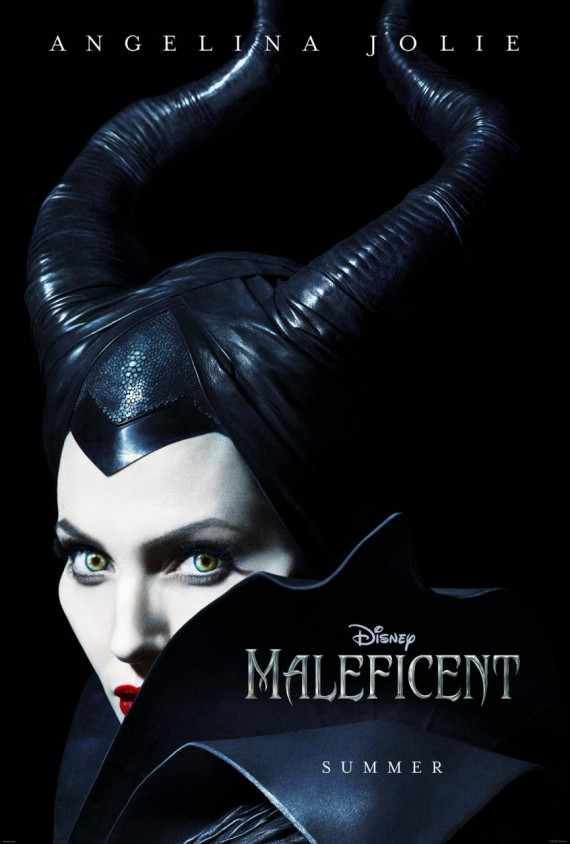 Angeline Jolie plays Sleeping Beauty's villain, Maleficent. (Disney)