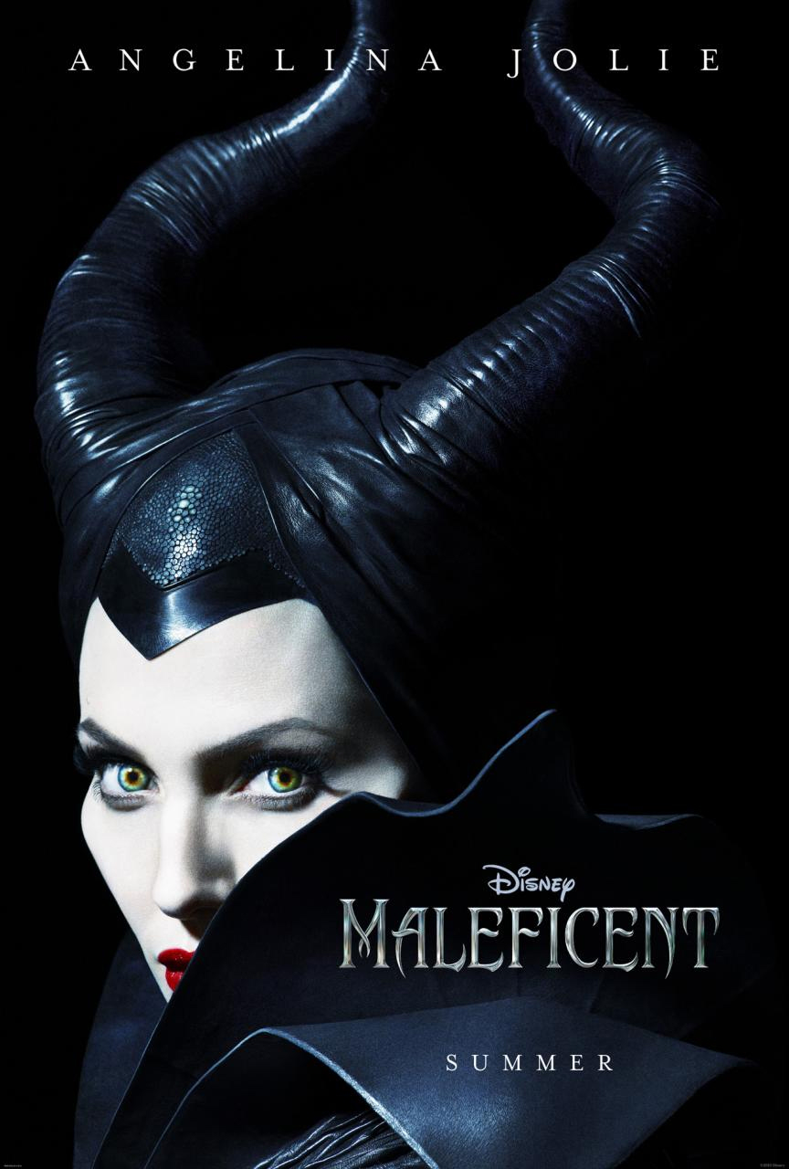 Angelina Jolie is 'Maleficent' [TRAILER]