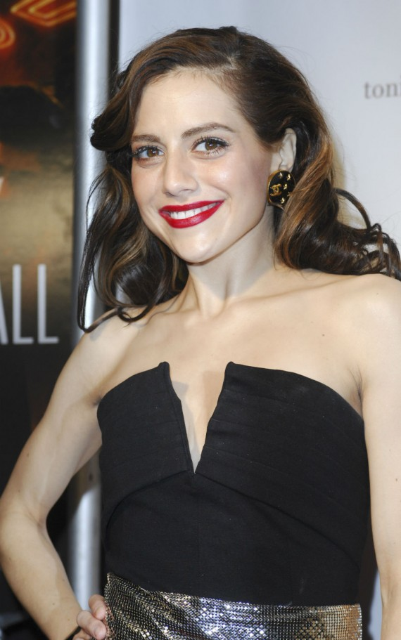 Brittany Murphy last public appearance
