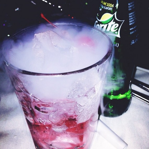 Kendall's Shirley Temple