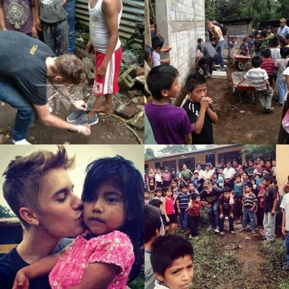 "Faker than fake ""Tacloban""-tagged photo of Justin Bieber. (When In Manila)"