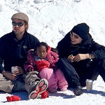 Angelina and 9 Other Hot Celebs Who Ski and Snowboard