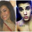 Justin Bieber's Mystery Hotel Girl Unveils Herself!