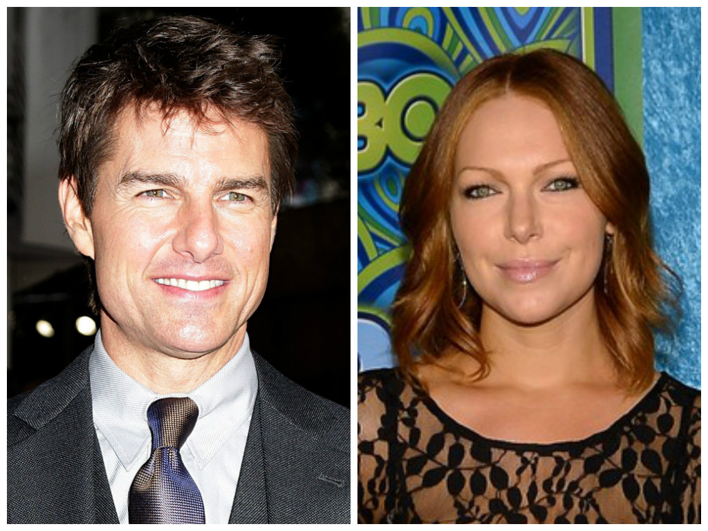Is Tom Cruise Moving On With Laura Prepon?