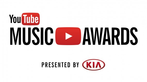 youtube music awards logo quer