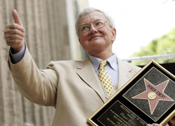 Roger Ebert Reuters