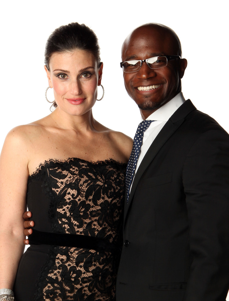 Idina Menzel & Taye Diggs Split After A Decade Of Marriage