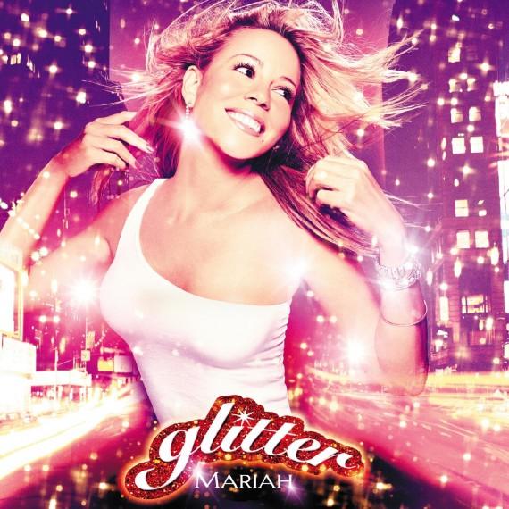 Mariah Carey Glitter RCA