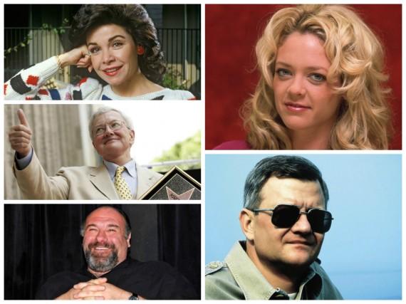 celebs personalities dead 2013