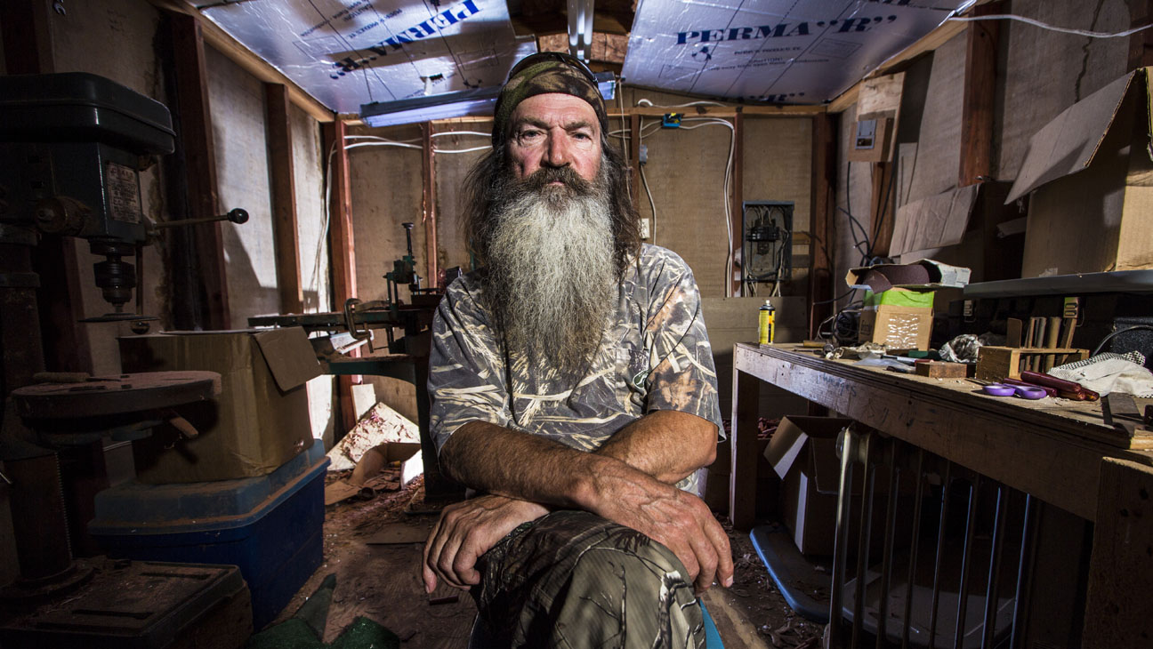 Featured image for Phil Robertson Gets Suspended For Being Homophobic!