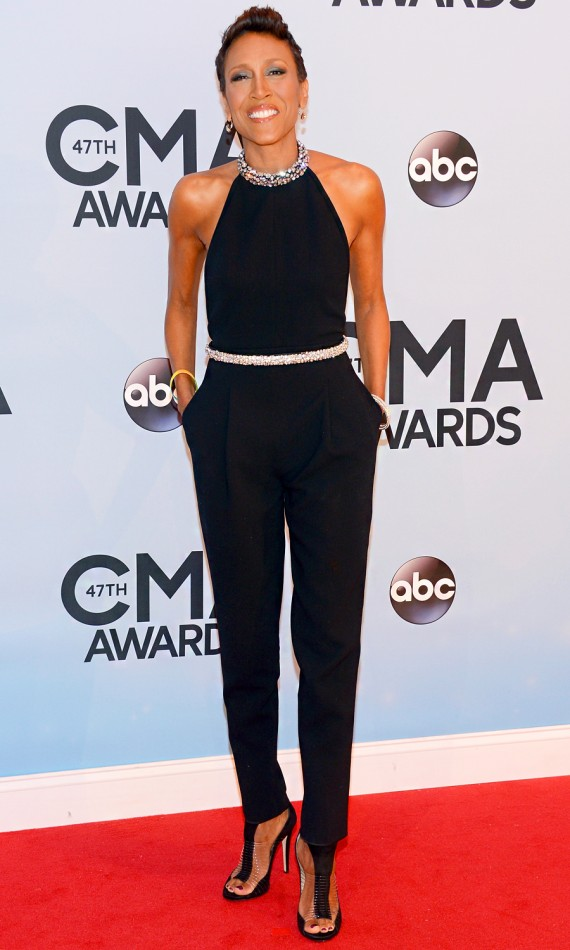 robin roberts wire image