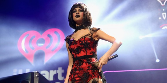 KIIS FM's Jingle Ball 2013 Selena Gomez