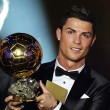 """Cristiano Ronaldo Is """"Player of the Year""""!"""