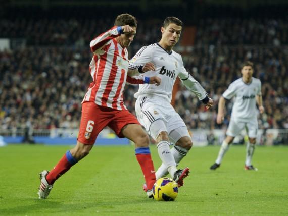 Cristiano Ronaldo Getty