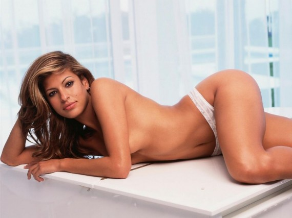 Eva Mendes butt