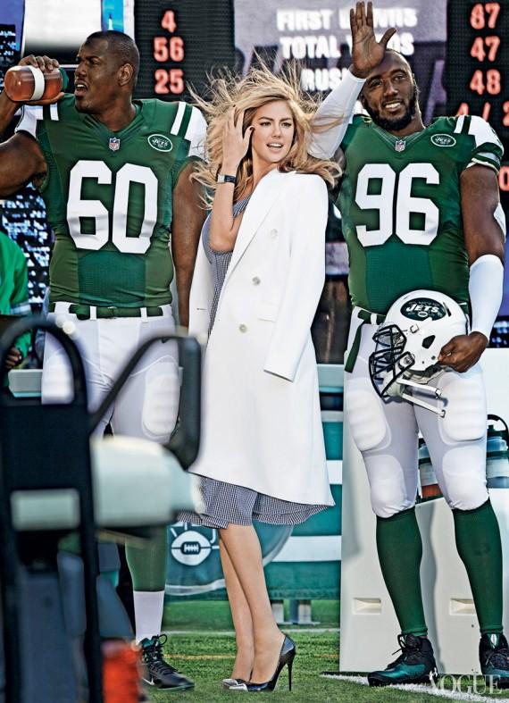 Kate Upton - Jets