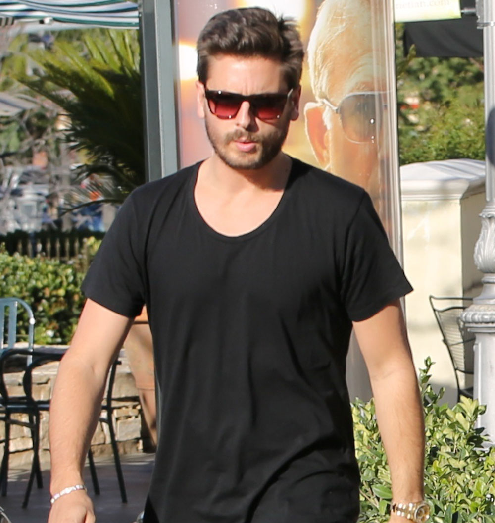 Scott Disick Mourns Father's Loss