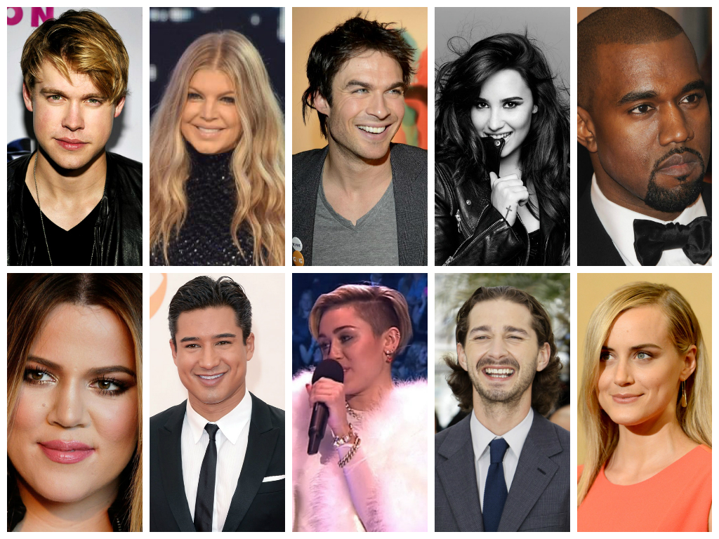 Featured image for 10 Interesting Celeb 'New Year's Resolutions' for 2014
