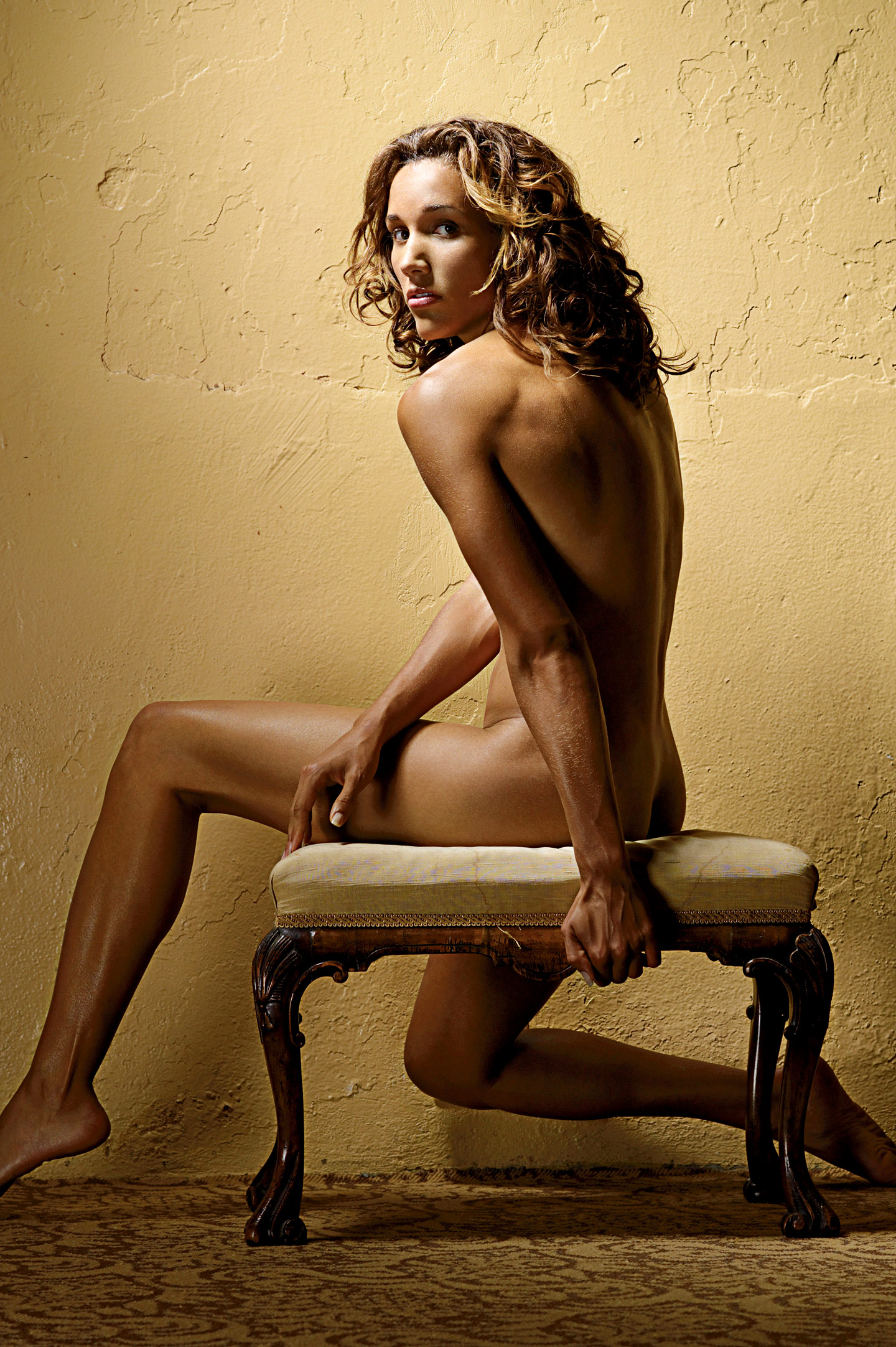 nude hot women athletes