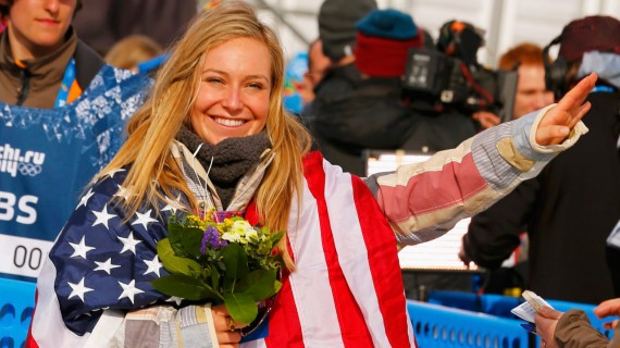 Jamie Anderson Hot Sochi Winter Olympics Athlete