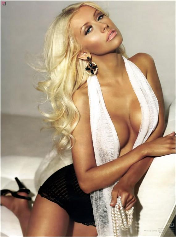 Christina Aguilera Sexy Hot
