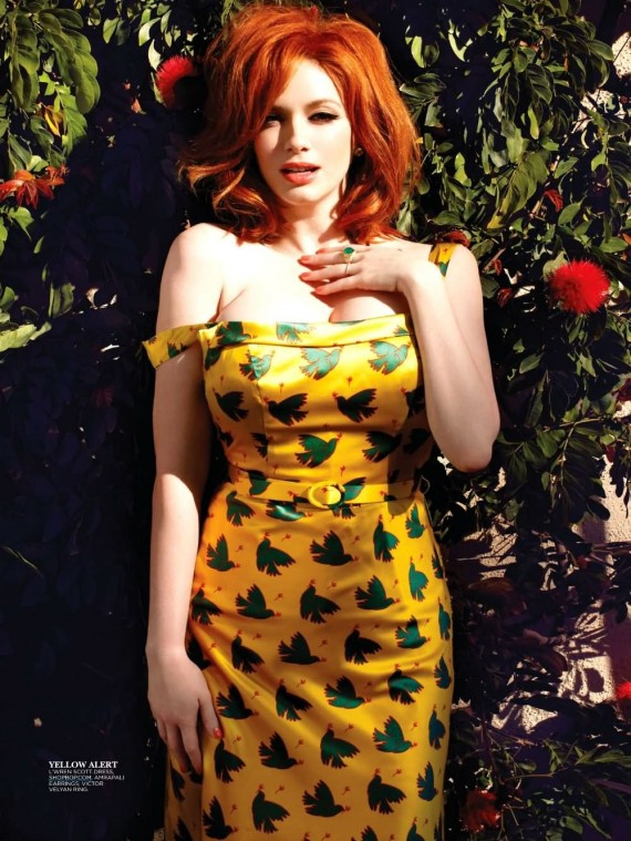 Christina Hendricks Mad Men hottie