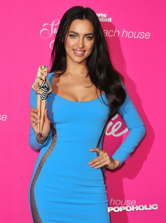 Irina Shayk Barbie