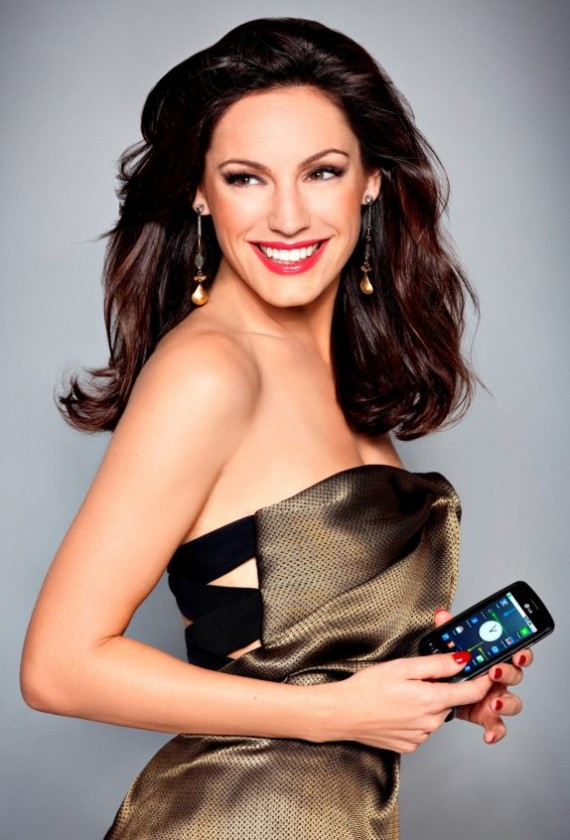 KELLY BROOK FOR LG