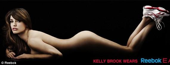 Kelly Brook for Reebok