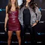 Adriana Lima and Alessandra Ambrosio Do Leather and Laces!