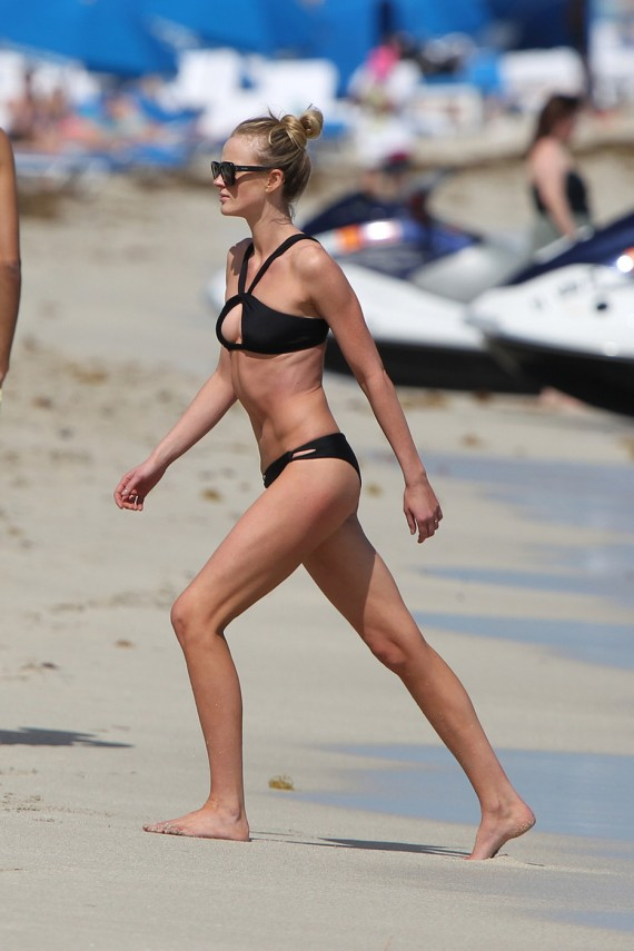 Anne V Bikini