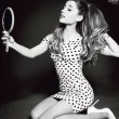 ariana grande hot dress
