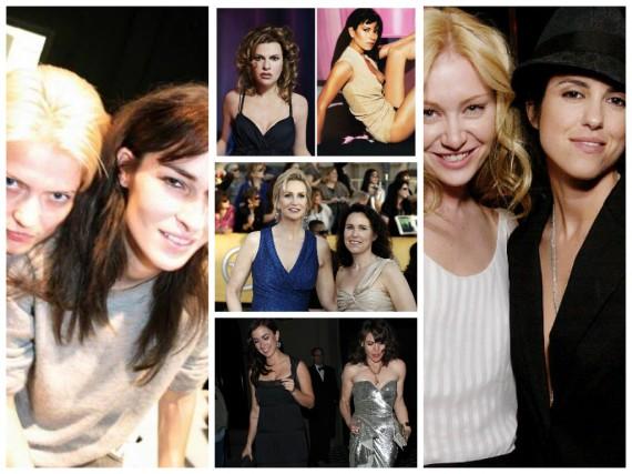 hottest lesbian couples