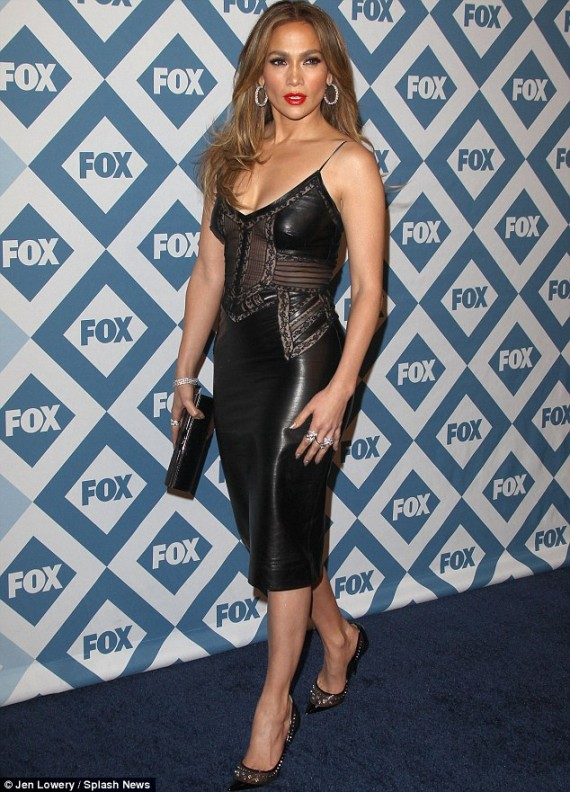jennifer lopez sexy FOX