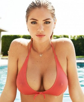 kate upton hot bikini top