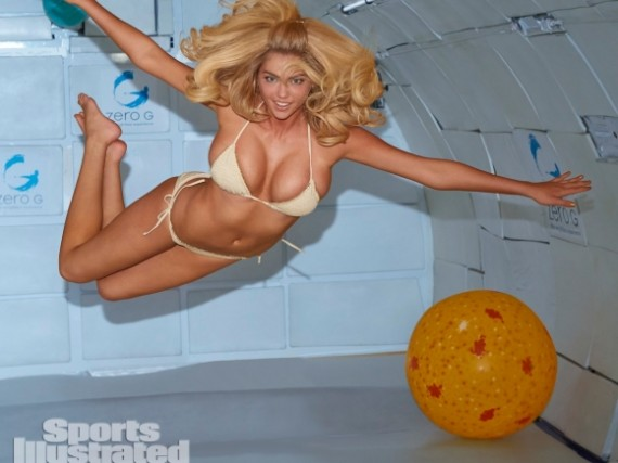 Kate Upton Zero Gravity Bikini
