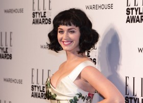 Katy Perry at the Elle Style Awards