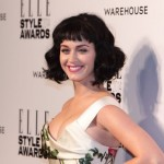 Katy Perry Wins 'Best Cleavage' at the 2014 Elle Style Awards
