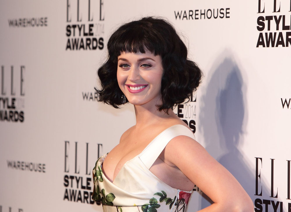 Featured image for Katy Perry at the Elle Style Awards