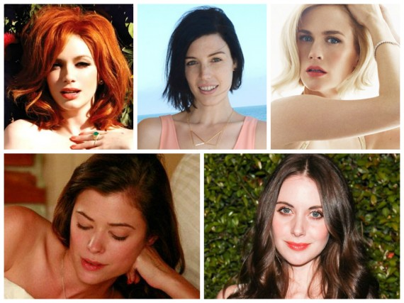 5 Mad Women Behind 'Mad Men'